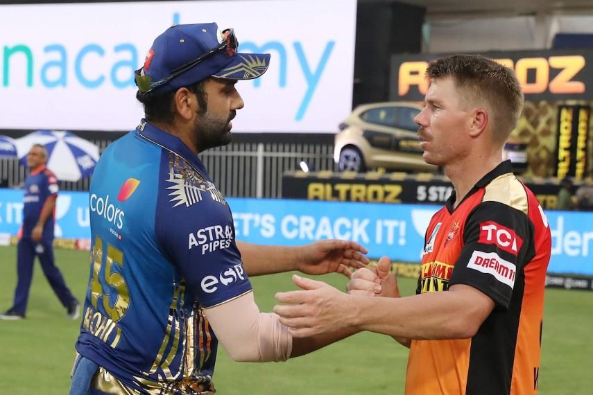 Sunrisers Hyderabad vs Mumbai Indians, IPL 2020, Live Cricket Scores: Win  Or Bust For David Warner's SRH
