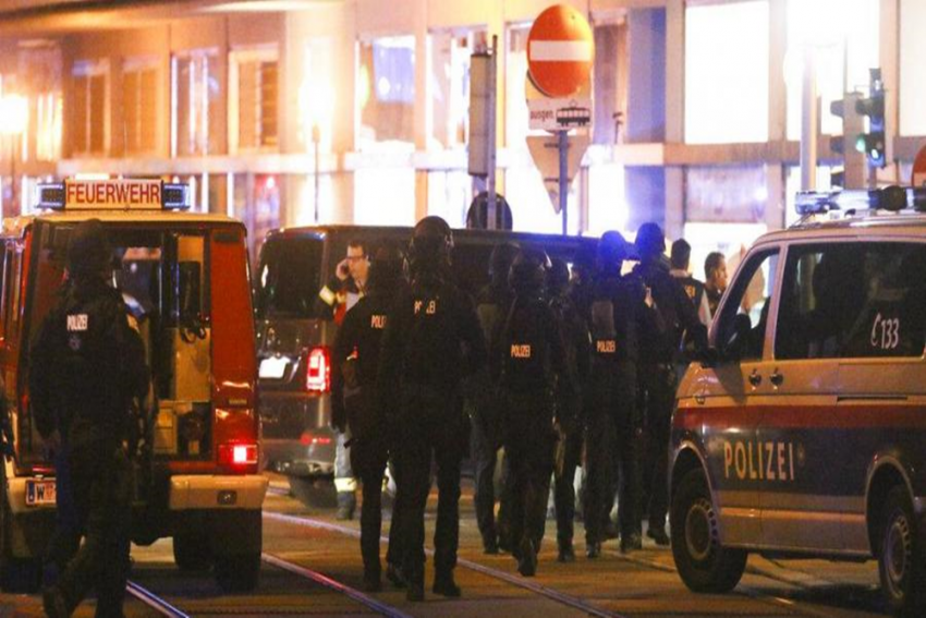 'India Stands With Austria': PM Modi Tweets After Vienna Terror Attacks