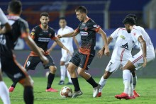 ISL 2020-21: Idrissa Sylla, Igor Angulo Score As NorthEast United and Goa FC Share Points