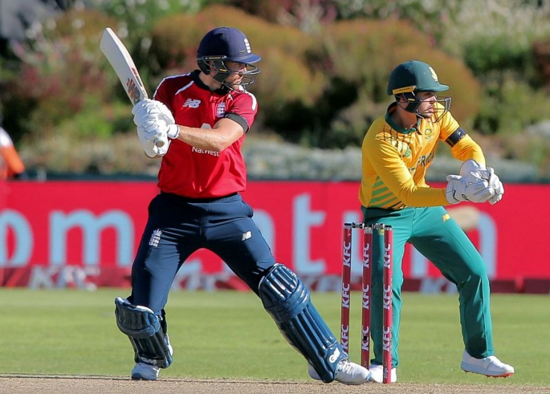 SA Vs Eng: Dawid Malan Paces Chase To Perfection As England Clinch T20 Series