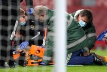 Wolves' Raul Jimenez Suffered Fractured Skull Against Arsenal
