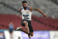 Triple Jumper Arpinder Singh Questions Sports Ministry's Decision To Drop Him From Tops