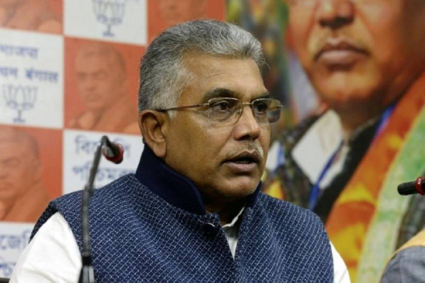 TMC Will Get A Taste Of Its Own Medicine: BJP State Chief Dilip Ghosh