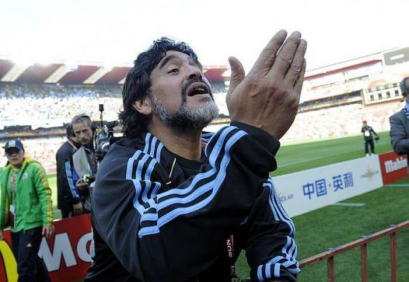 Diego Maradona Doctor Has 'Nothing To Hide' After Police Raid