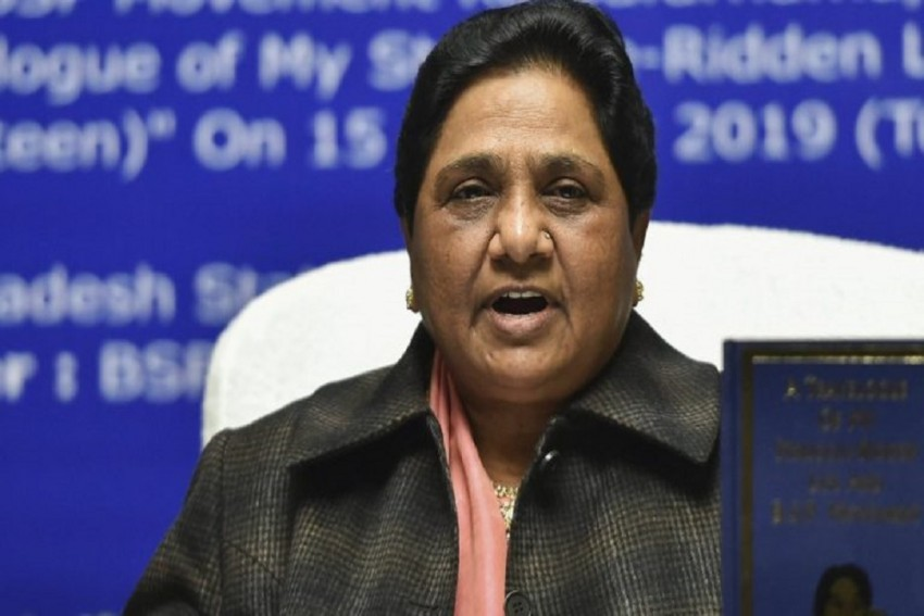 Mayawati Urges UP Govt To Reconsider New Anti-Conversion Law
