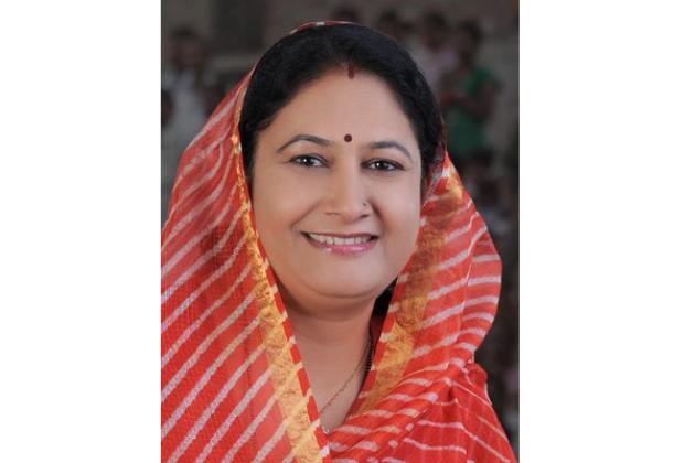 BJP MLA Kiran Maheshwari Passes Away Due To Covid-19; PM Modi, CM Gehlot Condole Demise