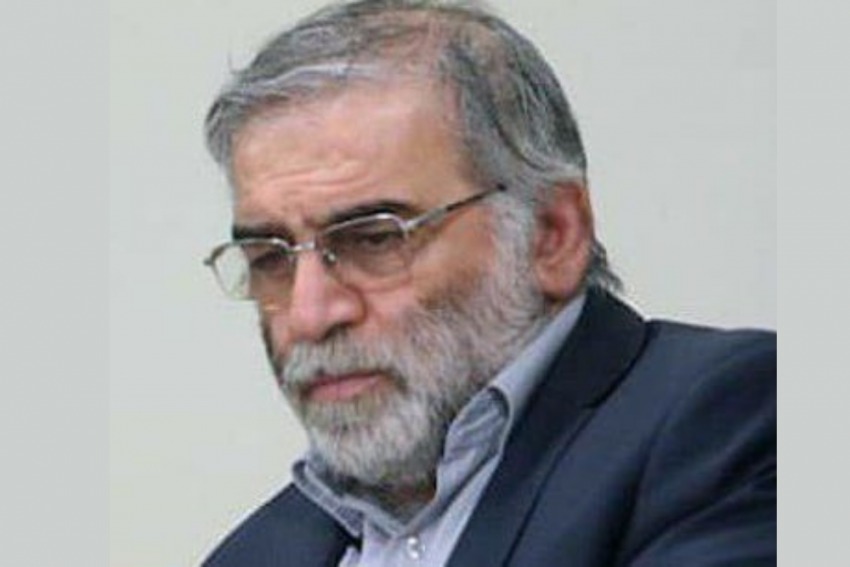 Iran Accuses Israel Of Remotely Killing Military Nuclear Scientist