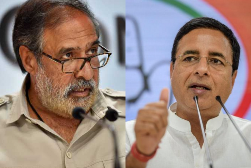 Day After Congress' Randeep Surjewala Slammed PM's Visit To Vaccine Hubs, Anand Sharma Hails It