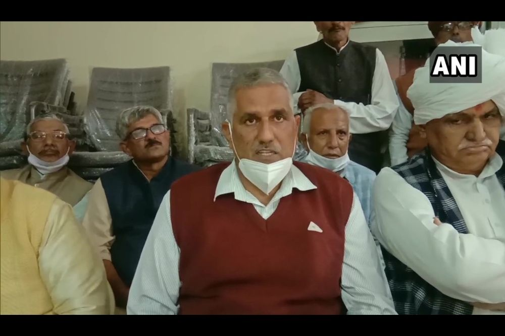 Haryana MLA Quits As Chairman To Extend Support To Protesting Farmers