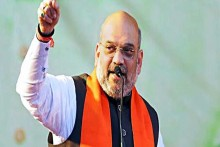 Amit Shah, Rajnath Singh And Narendra Singh Tomar Hold Talks with BJP Chief Over Farmers' Protest