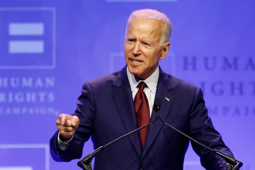 Joe Biden Suffers 'Hairline Fractures' In Foot, Will Need Walking Boot: Doctor