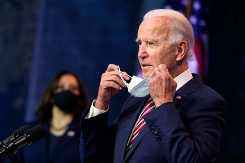 Biden Unveils January 20 Inaugural Committee
