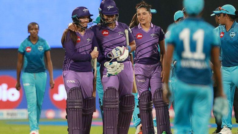 Women's T20 Challenge: Sushma Verma and Sune Luus Help Velocity Beat Supernovas