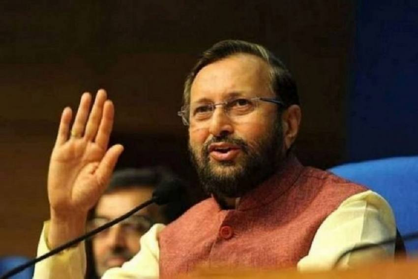 Economy On Track At More Speed Than Expected: Javadekar