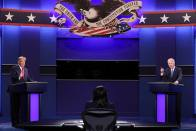 Biden-Trump Head For Photo Finish, 4 States Hold Key