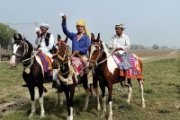 Barb War In Bihar