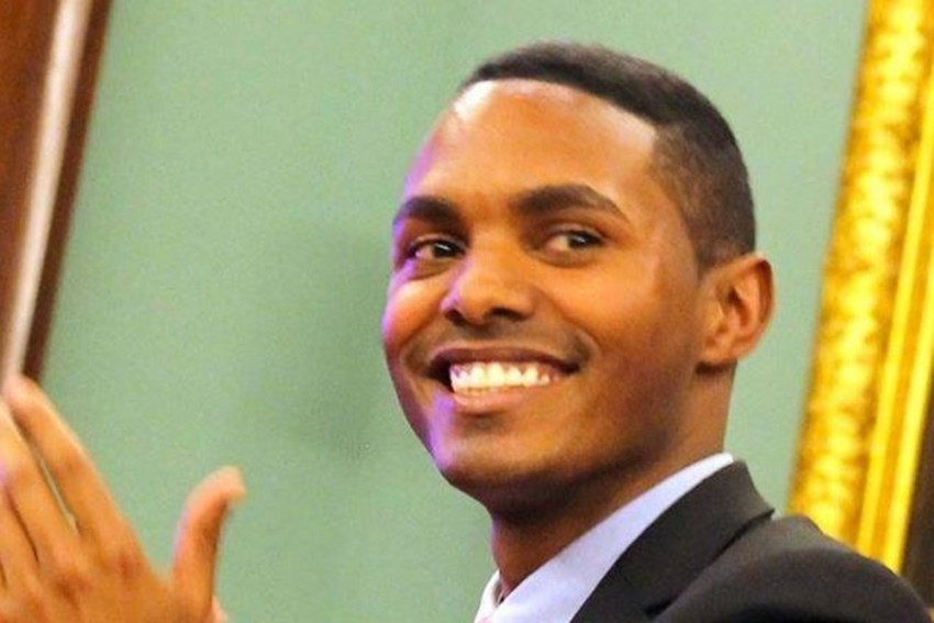 Democrat Ritchie Torres Becomes First Openly Gay Black Man Elected To Congress