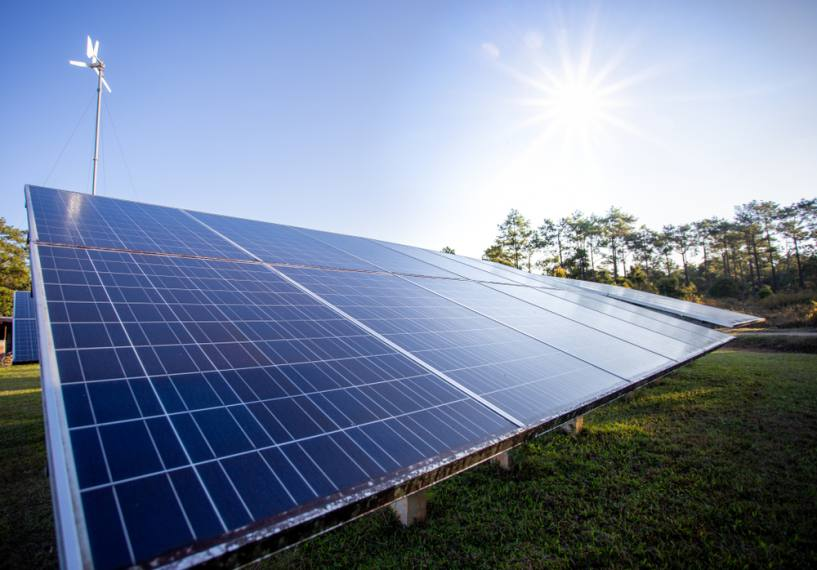 Airport Authority Of India Signs MoU With NTPC To Install Solar Plants