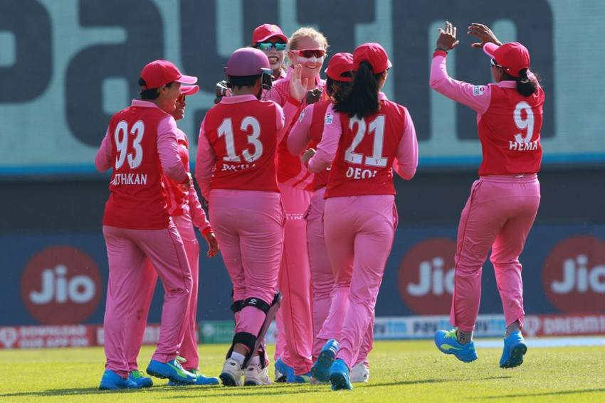 Women's T20 Challenge: Sophie Ecclestone Stars In Trailblazers 9-Wicket Win Over Velocity
