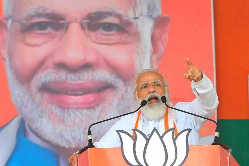 PM Modi Writes Open Letter To Bihar: 'Need Nitish For Development'