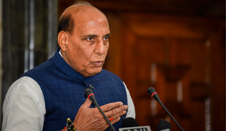 India Determined To Protect Its Sovereignty, Territorial Integrity: Rajnath Singh On India-China Row