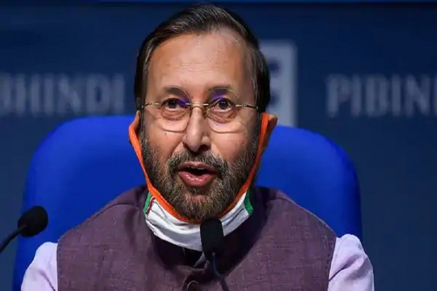 Prakash Javadekar Urges Industry Leaders To Work With Govt In Combating Climate Change