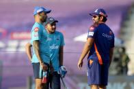 IPL 2020, Delhi Capitals Vs Mumbai Indians: Shikhar Dhawan Plays Mind Games, Says Unfit Rohit Sharma Good News For DC