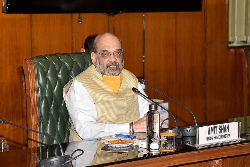 Amit Shah In Bengal To Chalk Out Poll Strategy
