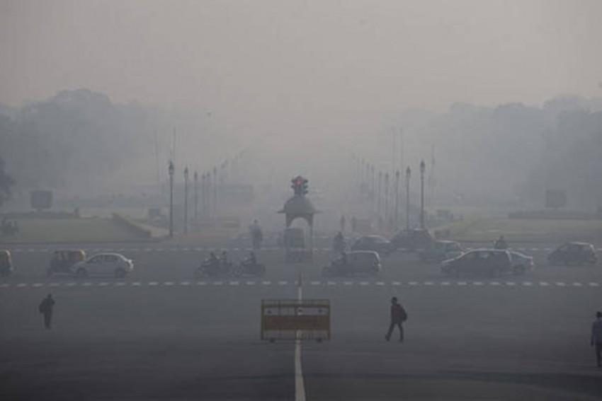Haze Chokes Delhi, Pollution Levels Highest Since November Last Year