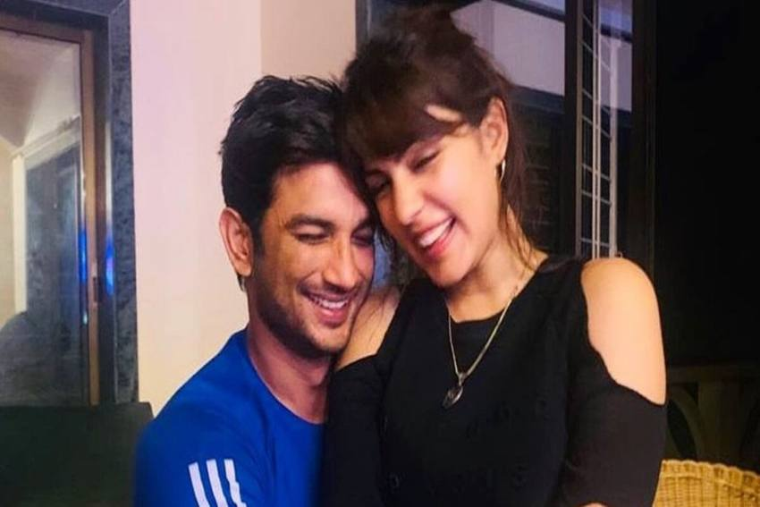 Rhea's FIR Is For Revenge, Sushant's Sisters Tell HC