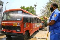 Maharashtra Government Allows Private Buses To Operate With Full Capacity