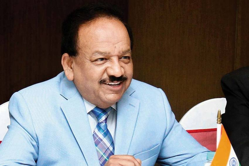 Harsh Vardhan: Our Aim Is To Give Covid Vaccine To 30 Crore Indians By August-September 2021