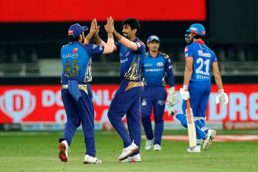 IPL 2020: Rohit Sharma Lauds Jasprit Bumrah After Win Vs Delhi Capitals, Says 'He Makes My Job Easy'