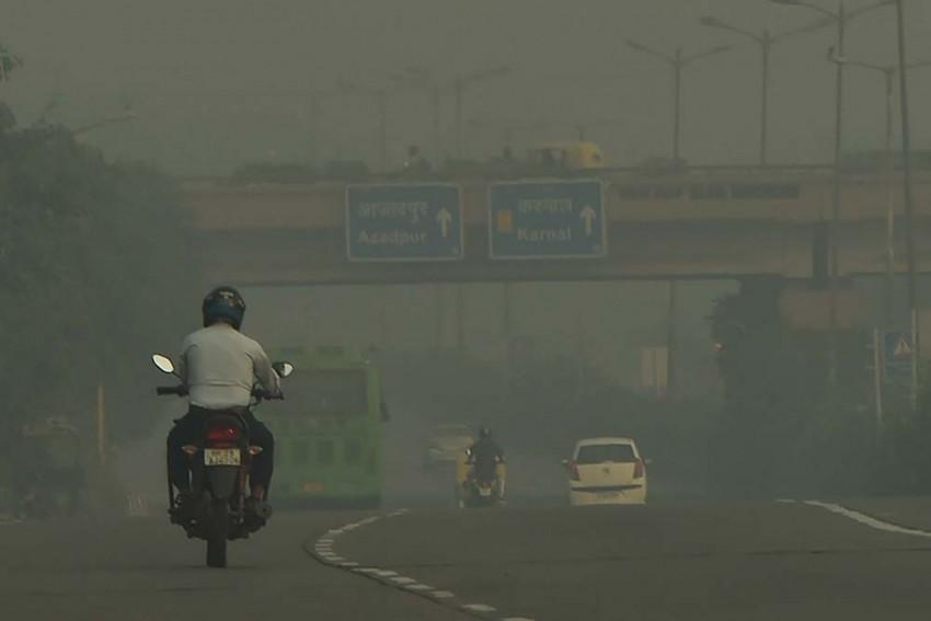 SC Asks Centre To Ensure There's No Smog In Delhi