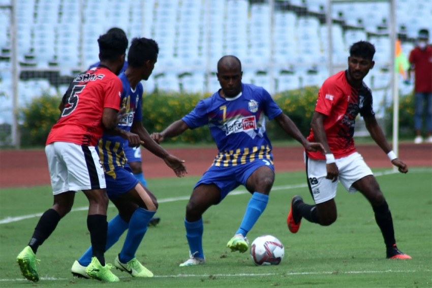 I-League 2020-21: Matches To Start On January 9, Says All India Football Federation