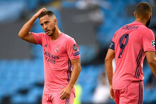 LaLiga: Eden Hazard, Casemiro Have Tested Positive For COVID-19, Real Madrid Confirm