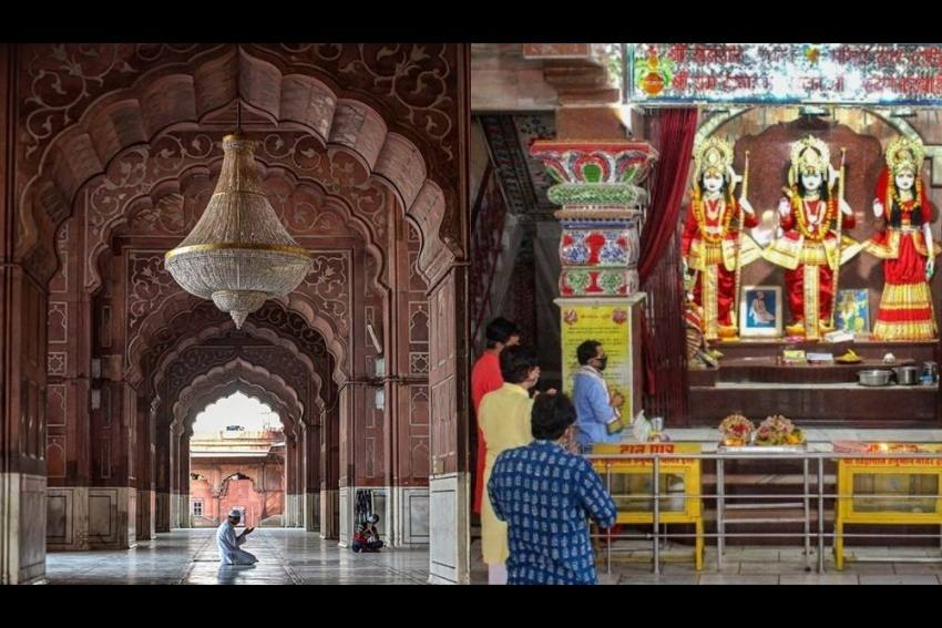 Why Can't Muslims Pray At Temples And Hindus At Mosques?