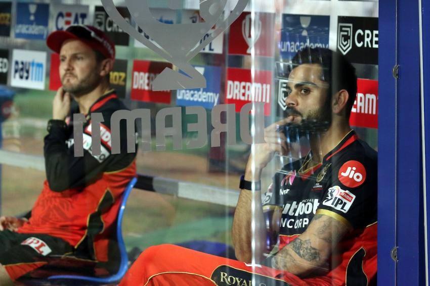 RCB Skipper Virat Kohli Laments Batting Failure In Crunch IPL Game Vs Sunrisers Hyderabad