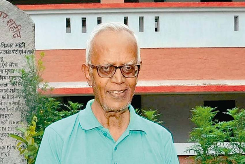 Activist Stan Swamy Files Plea To Use A Sipper In Jail, Court Seeks NIA Reply