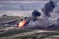 Azerbaijani Leader Says Forces Seized Key Nagorno-Karabakh City