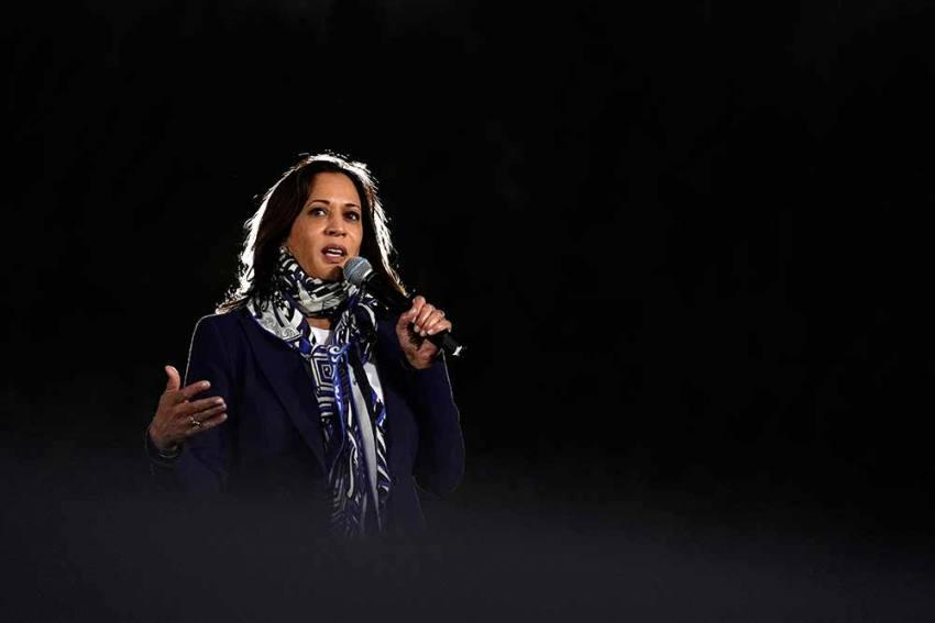 Kamala Harris' Native Villages In Tamil Nadu Celebrate Her Win In US