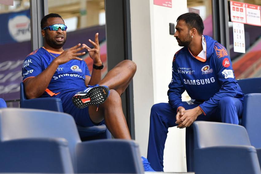 Ahead Of IPL Final, Kieron Pollard Says Why Pandya Brothers Are Special For Mumbai Indians