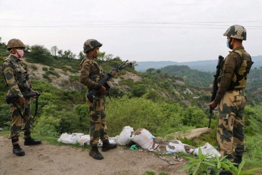 Mizoram To Partly Withdraw Forces From Assam Border, BSF To Be Deployed