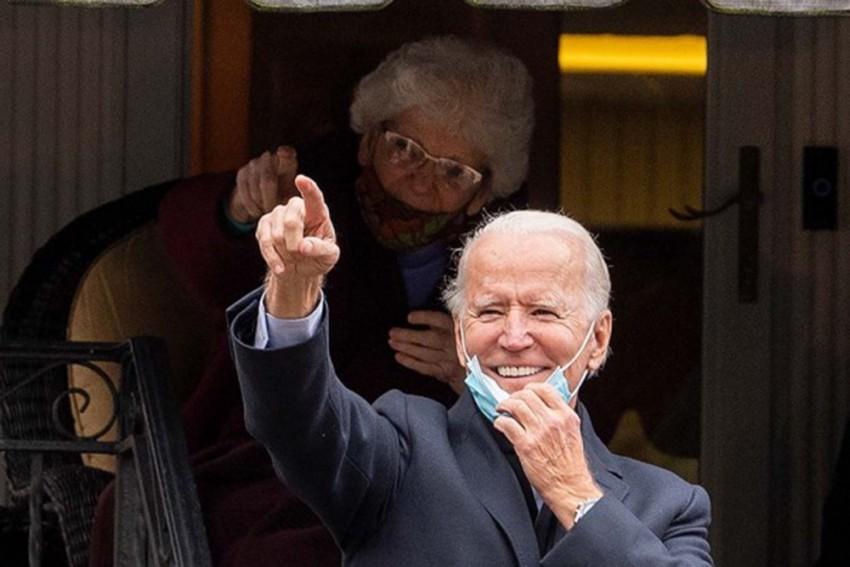President-Elect Joe Biden Pledges To Unite America