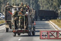 Army Officer, 3 Soldiers Killed In Shootout Near Line Of Control