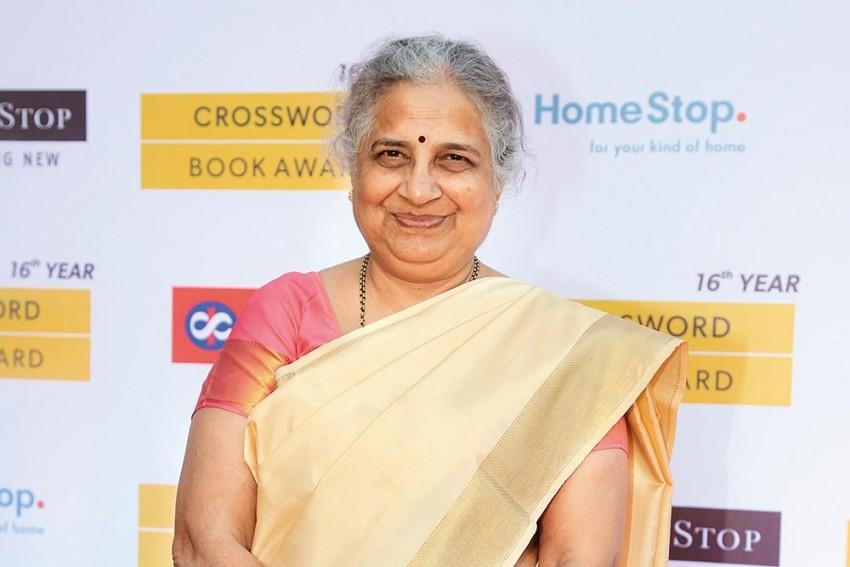 Sudha Murthy Writes New Book For Kids During Coronavirus Lockdown