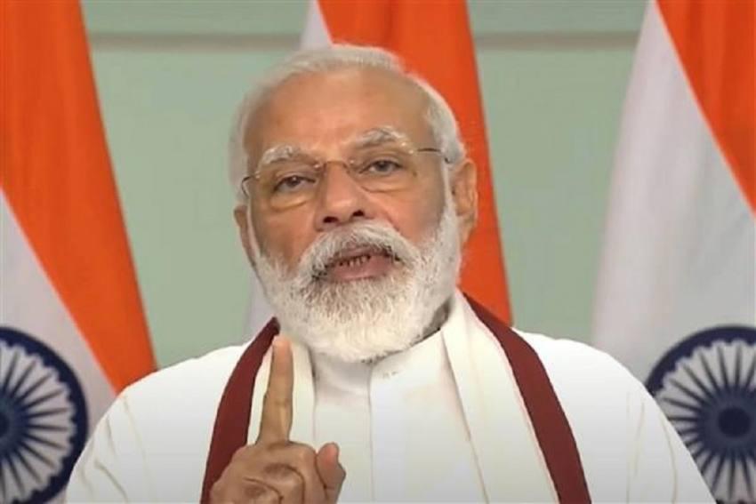 PM Modi Inaugurates, Lays Foundation Stone For Varanasi's Development Projects