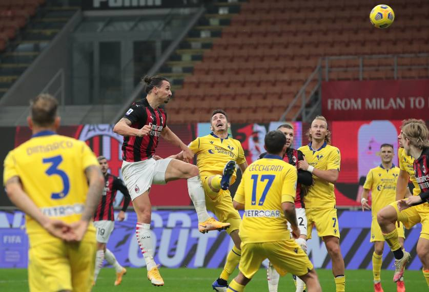 Why Serie A Defenders Still Can't Stop 39-year-Old Zlatan Ibrahimovic