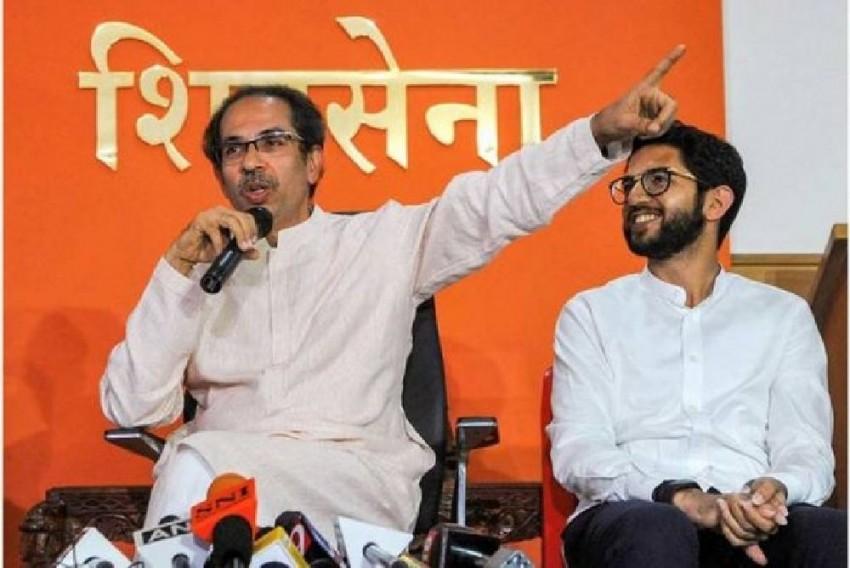Change Of Guard Will Take Place In Bihar, Says Shiv Sena