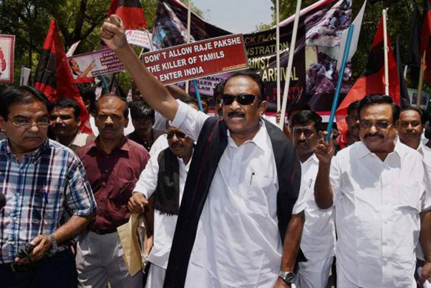 Vaiko Urges Modi To Request Lankan Authorities To Return TN Fishermen's Boats